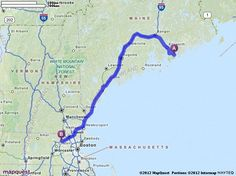 Driving Directions From Springfield Ohio To Eustis Maine - Mapquest sweden