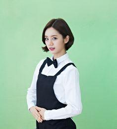 Girl's Day Hyeri has been chosen as the new model for 'Albamon'. Lee Hyeri, Girl's Day Hyeri, Pop Group, Girl Group, Gemini Love, Girl Day, Love Affair, About Hair, New Model