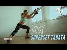 TRX Superset Tabata - YouTube