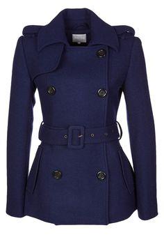 Zalando Collection - Short coat - blue