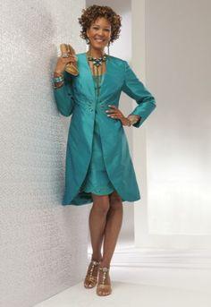 Amauri Jacket Dress from ASHRO