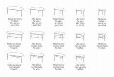Bønnebordssite kommer snart | Designer Zoo