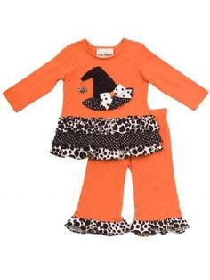 Girls Halloween Outfit Preorder Fall 201212 Months to 4T