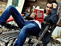 Robert Pattinson   Blue Jeans