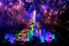 Spectacle Disney Dreams a Disneyland Resort Paris