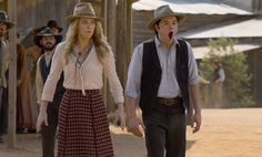 'A Million Ways to Die in the West' a fun and wild Western-comedy from Seth MacFarlane