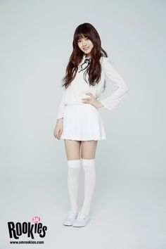Real Name : Koeun (고은) Birthday : Seoul, March 1999 Position : Leader, lead vocal, dancer Height : 165 cm Weight : 46 kg Specialist : Yoga Blood type : O Nationality : Korea Smrookies Girls, Sm Rookies, Yesung, Shining Star, Gal Gadot, Girl Next Door, Super Junior, New Girl, Snsd