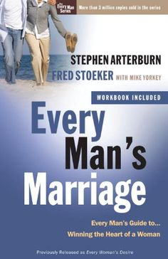 Bestseller Books Online Every Man's Marriage: An Every Man's Guide to Winning the Heart of a Woman (The Every Man Series) Stephen Arterburn $10.87