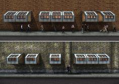 Galería - Campaña crowdfunding para refugios para los sin techo - 3
