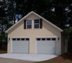 Detached Garage Plans - This can be used as room ideas for you.