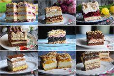 Pyszne kruche ciasteczka z powidłem truskawkowym | kruche babeczki Krispie Treats, Rice Krispies, Cereal, Cheesecake, Muffin, Baking, Breakfast, Desserts, Recipes