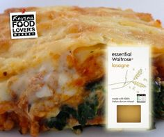 Essential lasagne is made with Italian durum wheat. Friday Night Dinners, Knysna, Ethnic Recipes, Food, Lasagna, Essen, Yemek, Meals