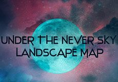 Go deeper into the world of UNDER THE NEVER SKY by Veronica Rossi with these gorgeous visual guides to the characters and locations!