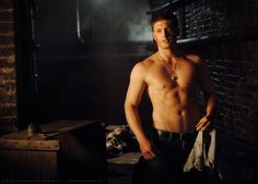 And Finally, of Course, This Glorious Shirtless Shot