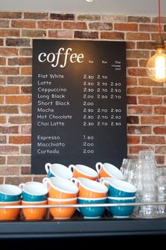 a Happy Toast: Exploring London: Grind Coffee Bar, Putney.