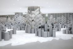 WAN INTERIORS:: Siam Discovery by Nendo in Bangkok