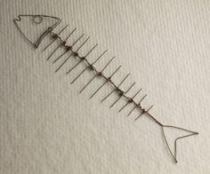 sardine / fil de fer....