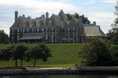 Harbour Court, Newport, Rhode Island