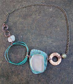 Love My Art Jewelry: изображение Journey: Sea Glass обрамление