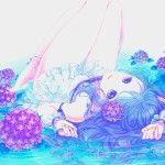   Tải hinh anime – Madoka & Homura – 1344 – avatar 1 tấm   Ảnh đẹp 1 tấm