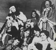 Much like the NYU Tisch Alumni recently nominated for Primetime Emmy Awards, these 1972 NYU students could put on a great show!