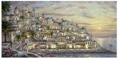 A Sunset Sail  ~  Santorini