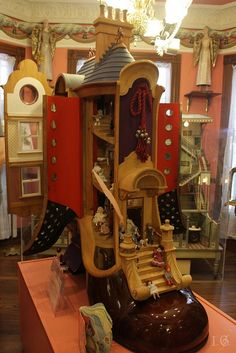 1000 Images About Dollhouse On Pinterest Doll Houses