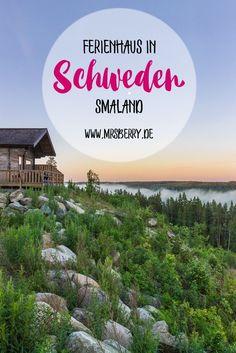 Urlaub in Schweden   Familienurlaub im idyllischen Ferienhaus in Smaland - in der Region Vetlanda am Brunnshult-Stausee   Diesen und weitere Reisetipps für Schweden findest du im MrsBerry Familien-Reiseblog