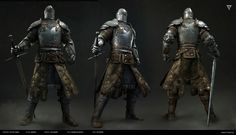 ArtStation - For Honor cinematic: Knight, Andrzej Marszalek