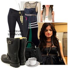 """""""To Kill a Mocking Girl outfit 2"""" by ariamontgomery on Polyvore"""