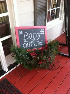 Top Collection Christmas Porch Decorating Ideas -8