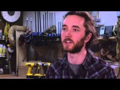 Joel Michaud: 20 year-old guitar building Red Seal Carpenter. Apprenticed while in high-school.