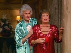 bea arthur and rue | Pictures & Photos from The Golden Girls (TV Series 1985–1992) - IMDb