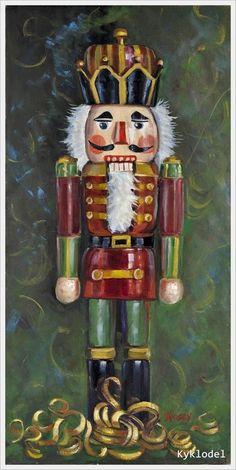 kykolnik | Деревянная игрушка. «Щелкунчик»...  The Nutcracker - Sheila Kinsey