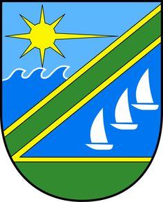 Mielno Atari Logo, Poland, Logos, Logo