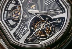 Bulgari Daniel Roth Carillon Tourbillon Minute-Repeater Watch