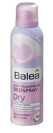 Výsledek obrázku pro balea deodorant