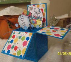 Pop Up Birthday by lemonie - Cards and Paper Crafts at Splitcoaststampers
