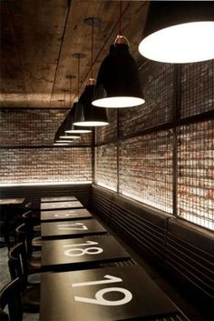 Restaurant house design design and decoration Decoration Restaurant, Deco Restaurant, Industrial Restaurant, Restaurant Interior Design, Industrial Cafe, Industrial Bedroom, Industrial Living, Industrial Style, Restaurant Ideas