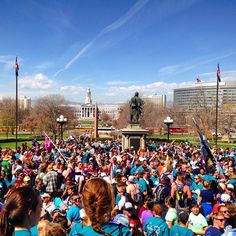 We had a record number of students at the Capitol today! #EDays2015 #FantasEDays #OreCartPull #HelluvaEngineer