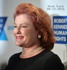 Robert F Kennedy Human Rights Ripple of Hope Award New York 06/12/2016