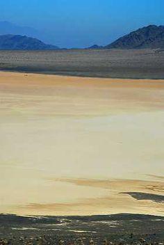 Mojave Desert, Red Pass