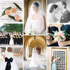 #Beautiful photos captured @abbyjiu, this formal but #chic #WashingdonDC #wedding is featured on @smpweddings today! We #love the colour palettes and can't get enough of her #gorgeous #VeraWang #gown! #moodboardmonday