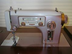 Lady Kenmore (Model 89). She's Lovely. I have one under repair, hopefully running soon!