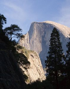 yosemite+national+park | Half Dome, Yosemite National Park