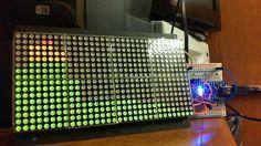 Picture of Arduino / Processing Audio Spectrum Analyzer