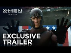 """This looks like the one X-Men movie that might make watching all the other X-Men movies worth it. 