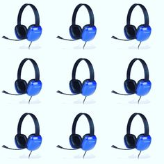 a0953b62c77 Simple clean cut cost effective design for #Classroom: CYBER ACOUSTICS AC-6008BL  STEREO HEADSET W/ SINGLE PLUG SHIPPING NOW!😁🍏🎧💻 CALL US: 303 926 1669  ...
