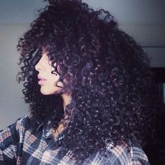 curly purple hair - Google Search