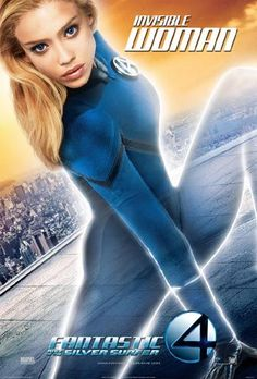 Fantastic Four: Rise of the Silver Surfer Movie Poster #11 - Internet Movie Poster Awards Gallery